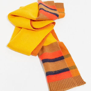 Accessories - NWT Super Soft Large College Inspired Scarf